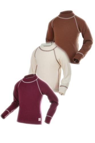 Långärmad tröja, barn, Extraull