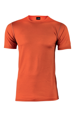 Tshirt Agaton, orange, herr